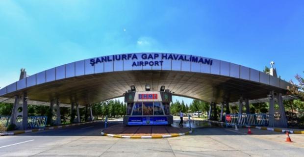 GAP Havalimanında 67.274 yolcuya hizmet verildi.