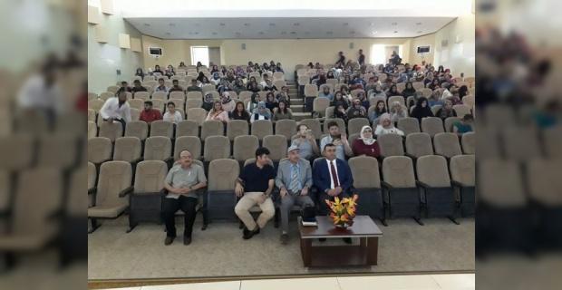 ''Klasik Türk Şiirinden Esintiler'' konulu konferans