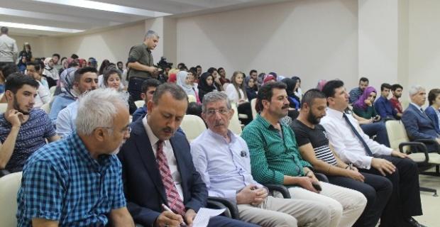 Öğrencilere yönelik tanışma toplantıları gerçekleştirildi.