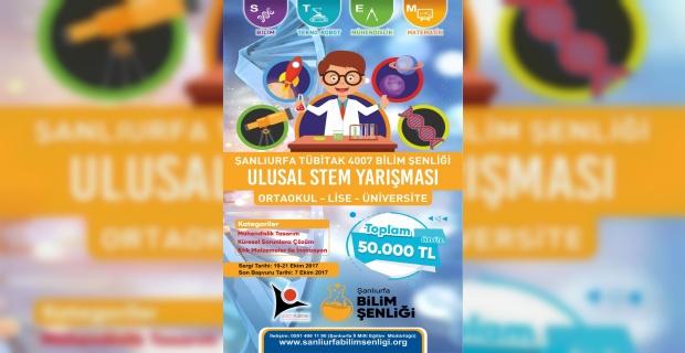 Ulusal STEM Yarışması başvuruları devam ediyor