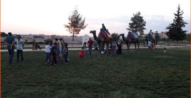 Viranşehir Belediyesi Çocukları Unutmadı.