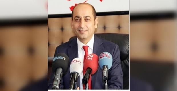 """Ocakoğlu,""""yeni yılın tüm Türk milletine, Şanlıurfa halkına ve Ülkücü camiaya hayırlar getirmesini dilerim"""""""