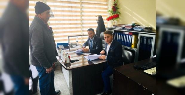 Akçakale Belediyesinde Kadro Heyecanı