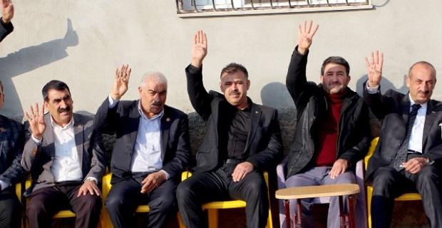 Ceylanpınar'da AK Parti'ye Katılım