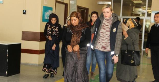 Kadın Yankesiciler Yakalandı