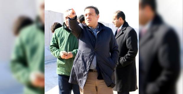 Yılmaztekin, Afrin operasyonuyla güney sınırlarının daha güvenli hale geleceğini belirtti.