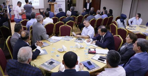 Dış Paydaş Strateji Geliştirme Toplantısı yapıldı.