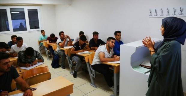 Haliliye Gençleri Üniversiteye Hazırlıyor.