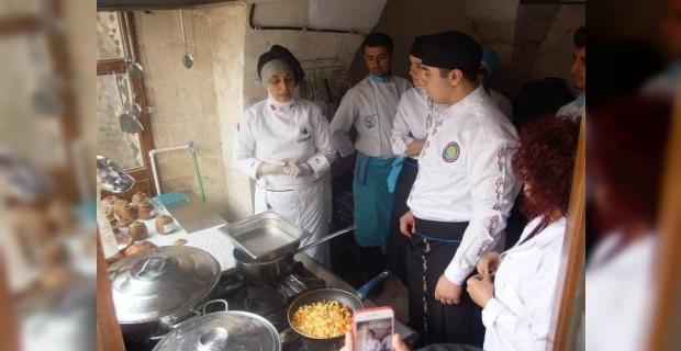 Şanlıurfa Mutfak Kültürü İzmir'de Tanıtılacak