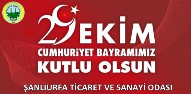 """ŞUTSO,""""Cumhuriyet Bayramımız Kutlu Olsun"""""""