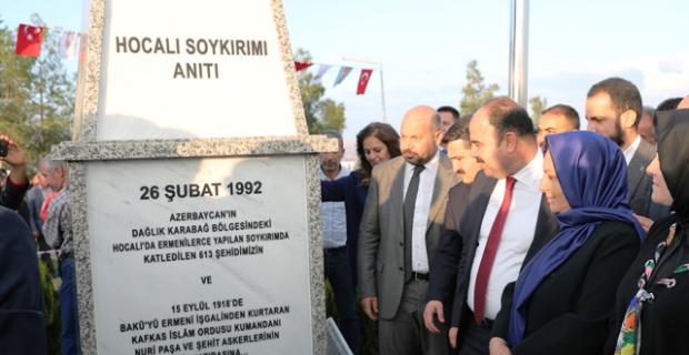 """Çiftçi, """"Karabağ Kardeşlik Parkı iki kardeş ülke arasındaki bağı ve tarihi şuuru daha da güçlendirecektir"""""""