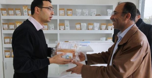 Günlük bin 345 çölyak hastasının sıcak ekmek ihtiyacı karşılanıyor.
