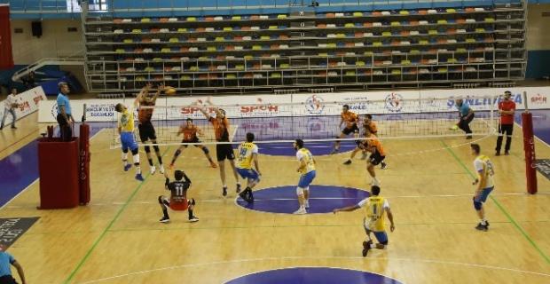 Haliliye,Malatya Büyükşehir Belediyespor'u 3-0 mağlup etti.