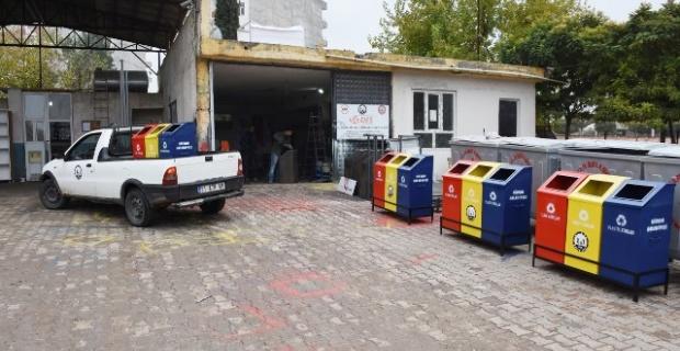 Hilvan Belediyesinden Sıfır Atık Projesi