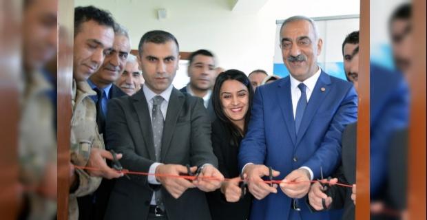 Hilvan'da Sosyal Hizmet Merkezi Açıldı