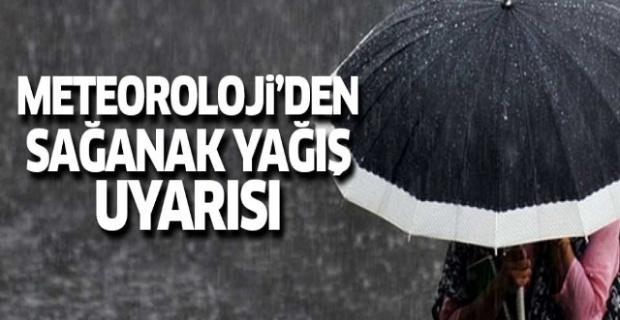 Metroloji'den Yağış Uyarısı