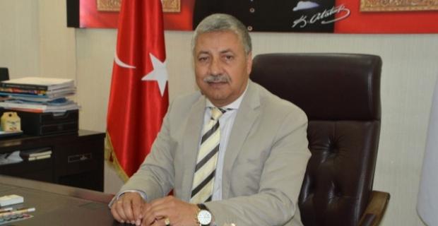 "Pınarbaşı,""Tüm İslam âleminin Mevlid Kandili mübarek olsun."""