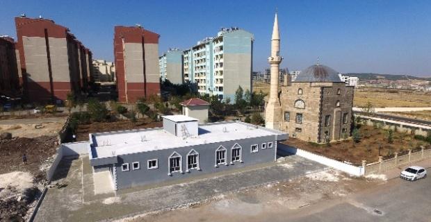 Seyrantepe'de Çok Amaçlı Salon Hizmete Hazır