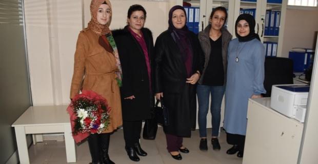 Hilvan'da Dünya Kadın Hakları Günü