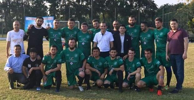 5. Uluslararası Nogay Türkleri Sınırsız Futbol Turnuvası sona erdi