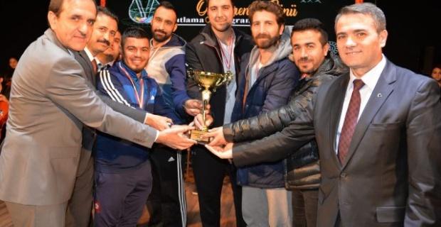 Eyyubiye Öğretmenleri Türkiye Şampiyonu