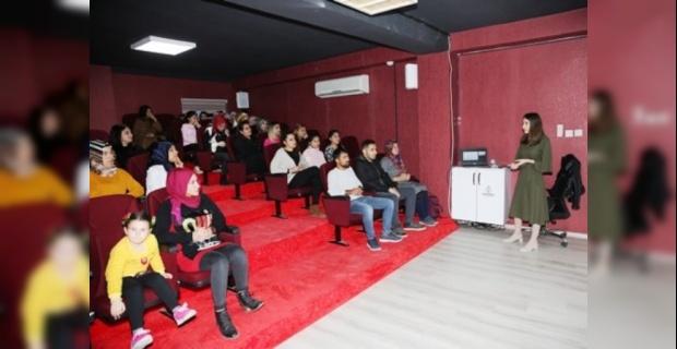 Karaköprü'de diyabet eğitim semineri