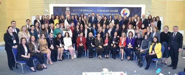 Yazmacı, TOBB Kadın Girişimciler Kurulu Başkan Yardımcılığı'na getirildi
