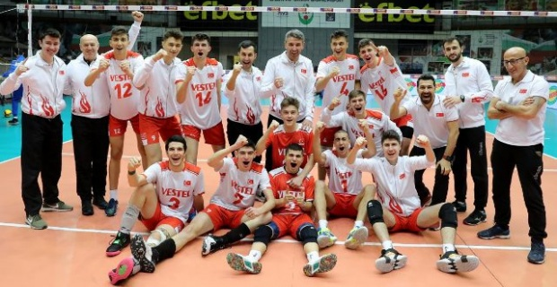 Aktaş'ın Takımı, Avrupa Şampiyonası Finallerine Adını Yazdırdı