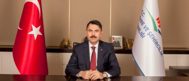 """Bakan Kurum """"Elazığ'da Depremin İzleri Silinecek"""""""