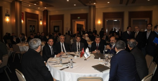 Başkan Beyazgül,yatırımcıları Şanlıurfa'ya davet etti.