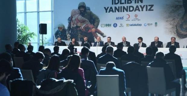 """Batman Valiliği """"Bir aradayız, İdlib'in Yanındayız"""""""