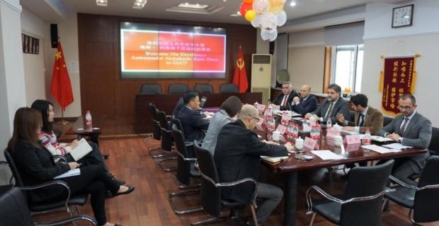 Çinli yatırımcılar Niğde'de Bor madeni işleme tesisi kuracak