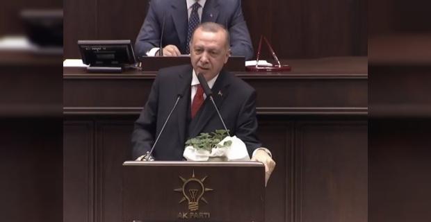 Cumhurbaşkanı Erdoğan'dan Baykal'a Libya teşekkürü