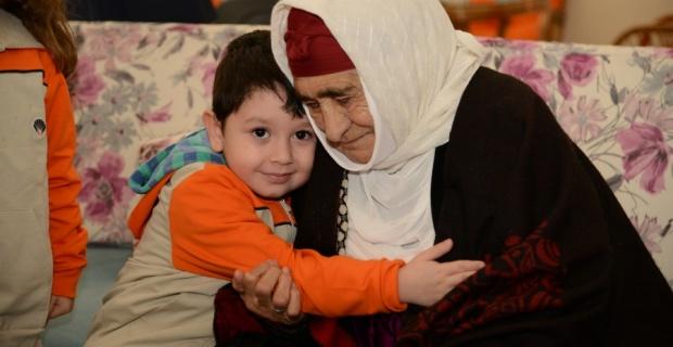 Diyarbakır'da 'Kuşaklar Arası Öğrenme' programı