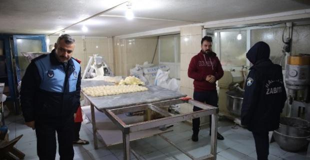 Haliliye Belediyesi Zabıta Müdürlüğü,halk sağlığı için sahada