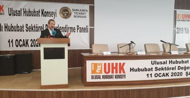 Hububat Sektörel Değerlendirme Paneli Başladı