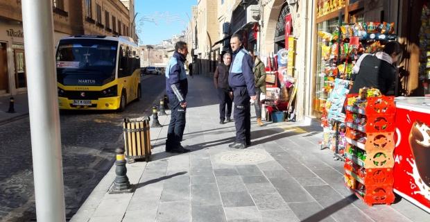 Mardin Büyükşehir Denetimleri Devam Ediyor