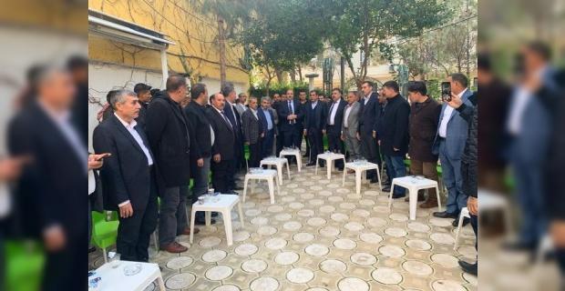 """Milletvekili Özcan """"Durmak yok yola devam"""""""