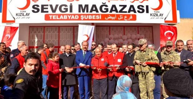 Tel Abyad'a Sevgi Mağazası
