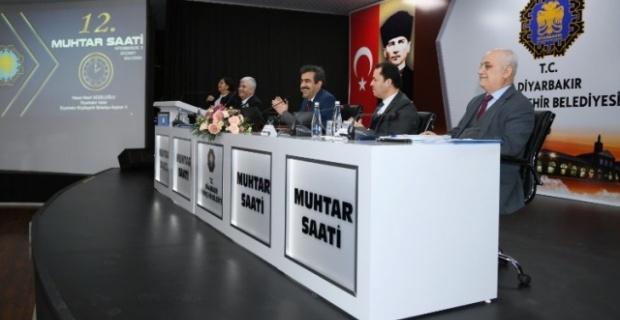 """Vali Güzeloğlu """"Diyarbakırlılara suyu maliyetinin altında ulaştırıyoruz"""""""