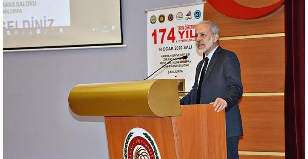 Ziraat Fakültesinde Tarım Öğretiminin 174'üncü Yıl dönümü Kutlandı
