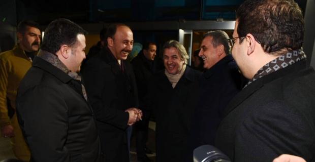 Bakan Yardımcısı Demircan Şanlıurfa'dan Ayrıldı.