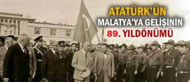"""Malatya Büyükşehir Belediye Başkanı Gürkan """"89. yılında rahmetle ve saygıyla anıyorum"""""""