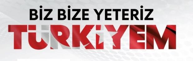 """Adıyaman Belediyesi """"Biz Bize Yeteriz Türkiyem"""""""