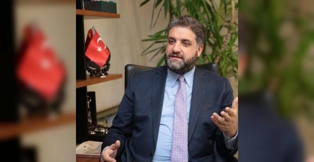 """Büyükelçi Önen """"Milli Dayanışma Kampanyası'na bende 1 aylık maaşım ile katılıyorum"""""""