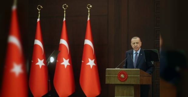 Cumhurbaşkanı Erdoğan'dan MİLLİ DAYANIŞMA KAMPANYASI