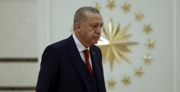 Cumhurbaşkanı Erdoğan,Karataş ve Karakaya'nın ailelerine başsağlığı mesajı gönderdi.