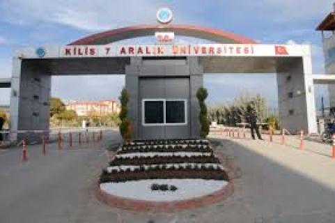 Kilis 7 Aralık Üniversitesinden Öğrencilerin Dikkatine