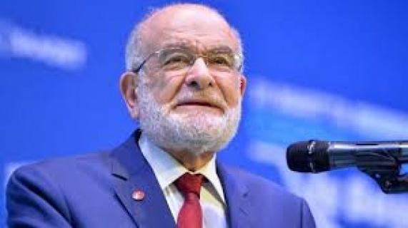 """Saadet Partisi Genel Başkanı Karamolaoğlu """"Devir; derdi bölüşerek azaltma, geliri bölüşerek çoğaltma devridir"""""""