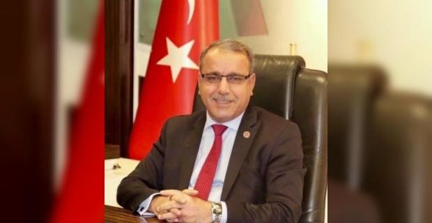 """ŞUTB Meclis Başkanı Kızıldemir """"Milletimizin Başı Sağolsun"""""""
